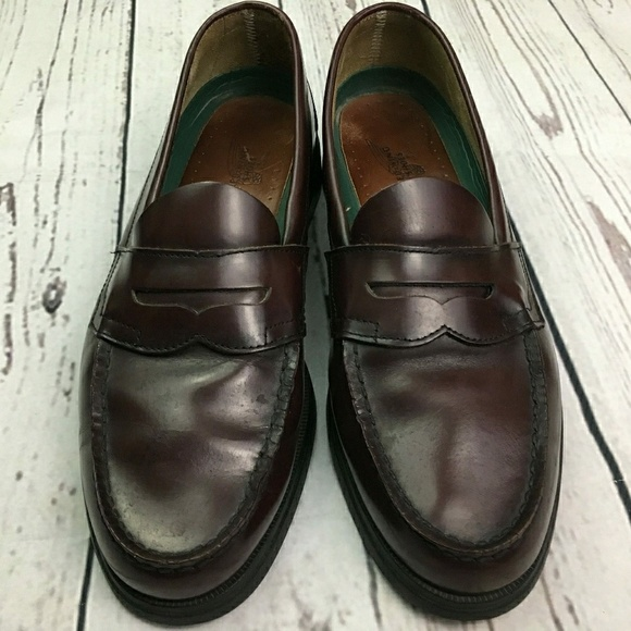 Red Wing Shoes Shoes Mens Oxblood Penny Loafers Poshmark